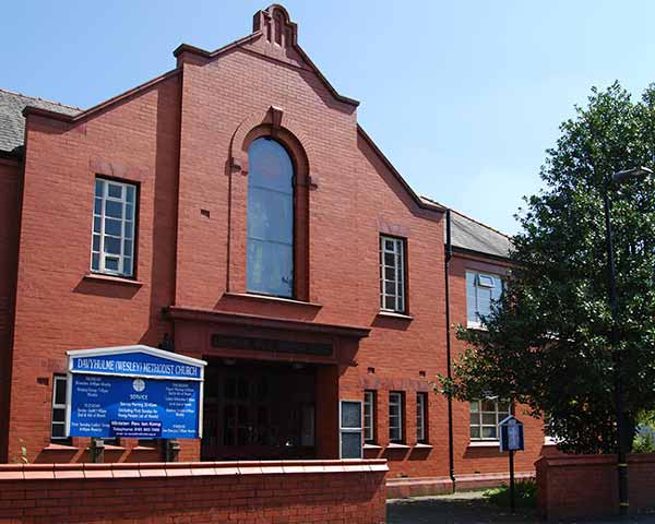 Brook Road Methodist Church